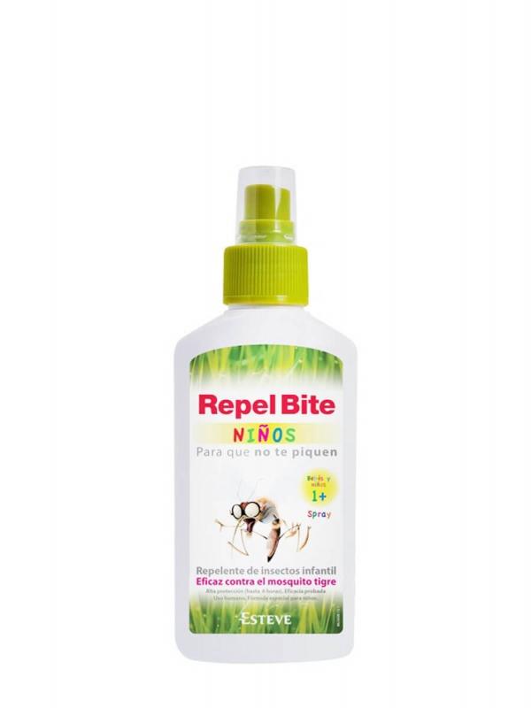 Repel bite niños repelente spray 100 ml