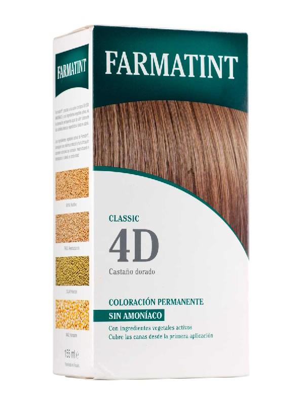 Farmatint 4d  castaño dorado 155 ml