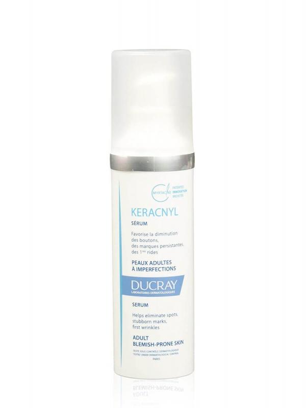 Ducray kerancyl sérum 30 ml