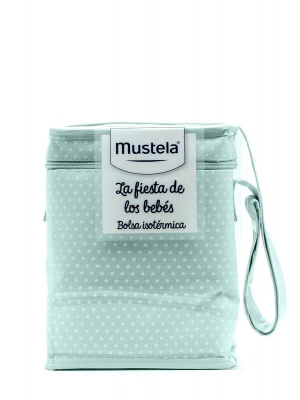 Mustela pack bolsa isotérmica azul