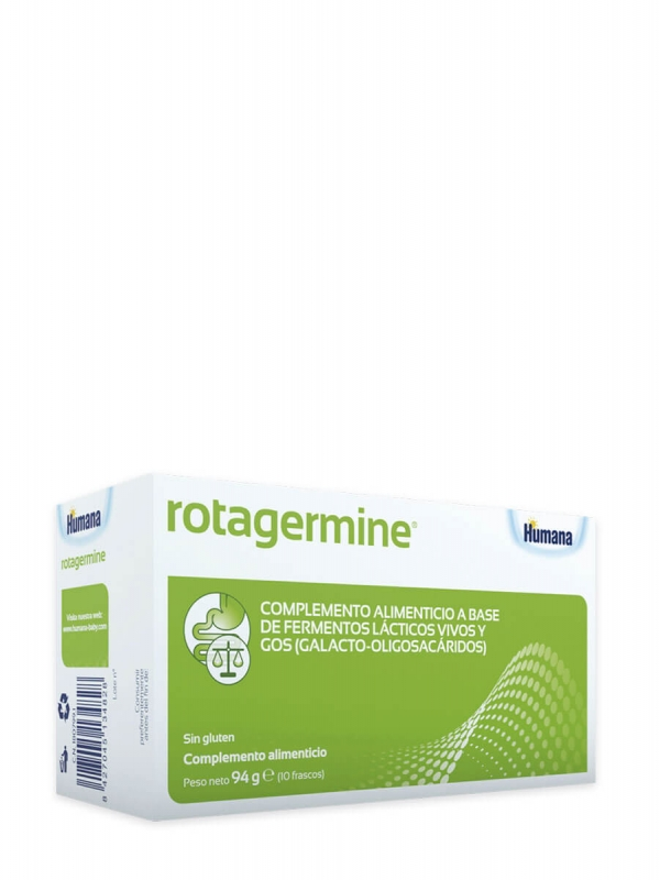 Rotagermine complemento alimenticio 93,5 gr 10 frascos