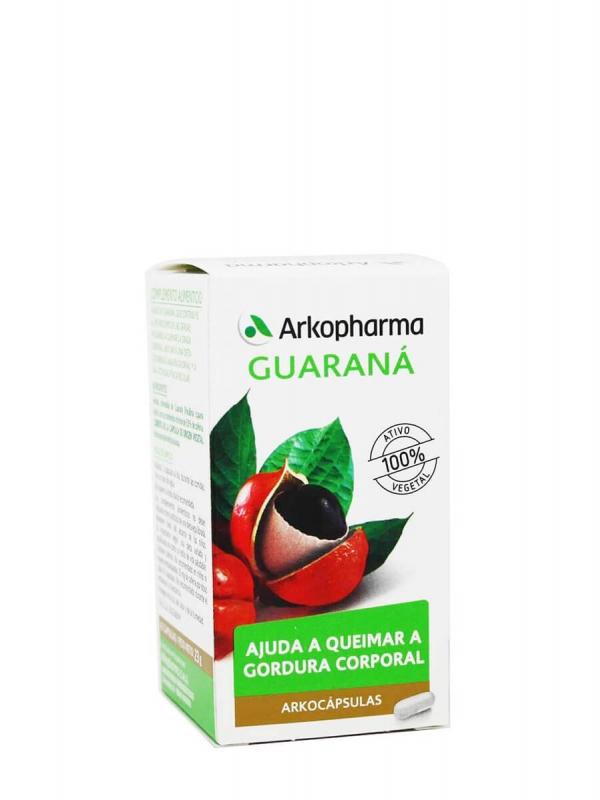 Arkopharma arkocaps guaraná 45 cápsulas