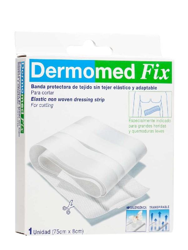Dermomed fix apósito adhesivo (75cm x 8cm)