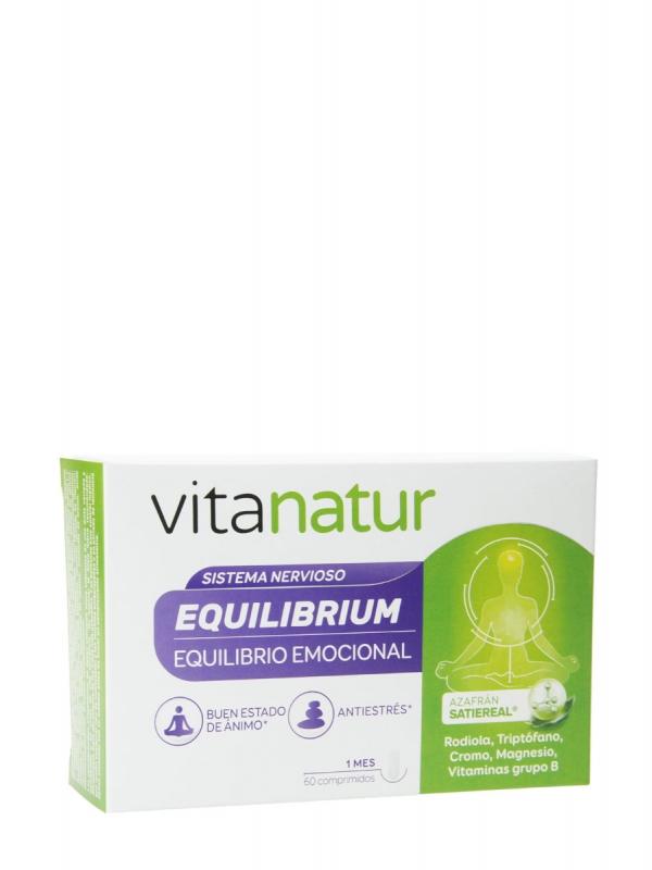 Vitanatur equilibrium 60 cápsulas
