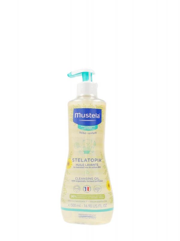Mustela stelatopia aceite lavante 500ml