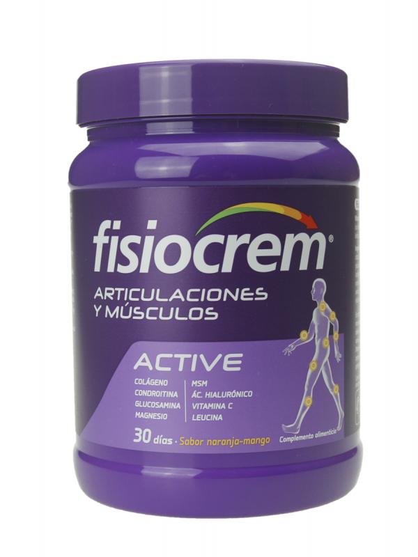 Fisiocrem articulaciones y músculos 540 g