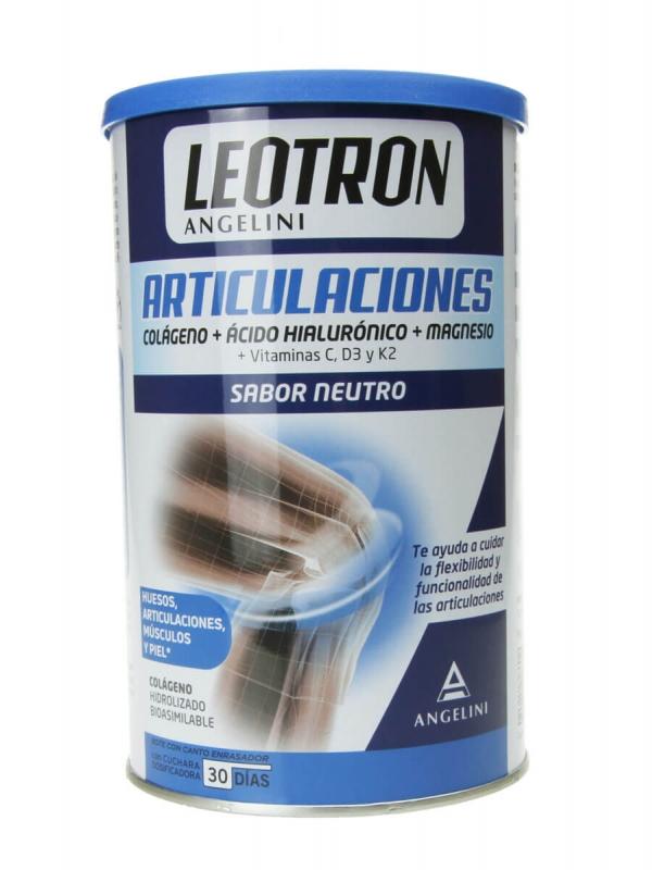 Leotron articulaciones sabor neutro 364 gr
