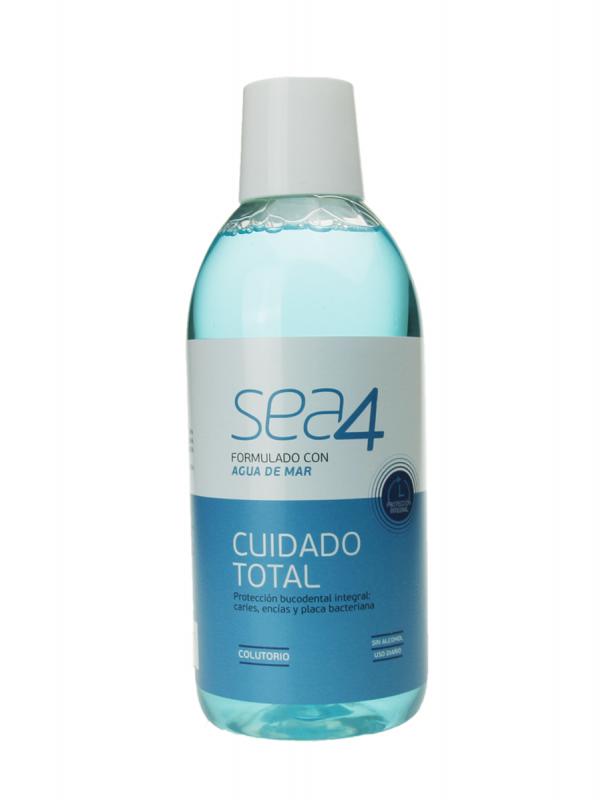 Sea4 colutorio cuidado total 500 ml