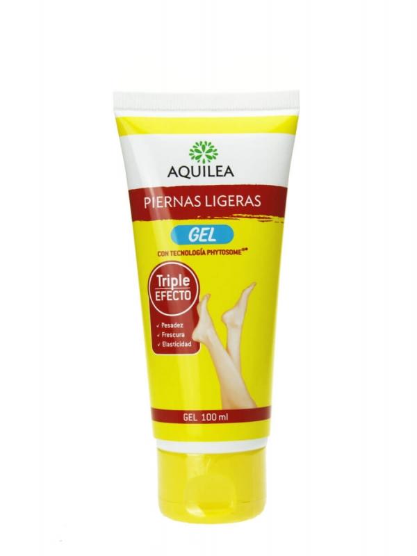Aquilea gel piernas ligeras triple efecto 100ml