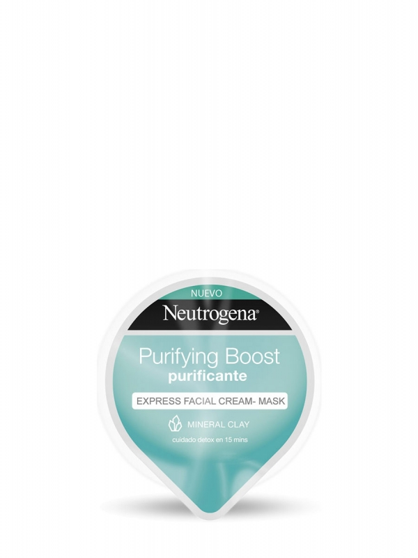 Neutrogena express facial clay-mask matificante 10ml