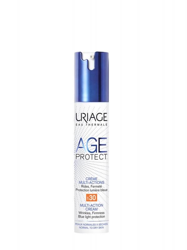 Uriage age protect crema multiacción spf30 40ml.