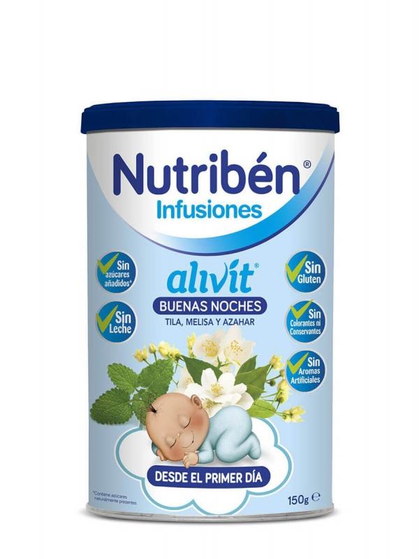 Nutriben alivit buenas noches 150 gr