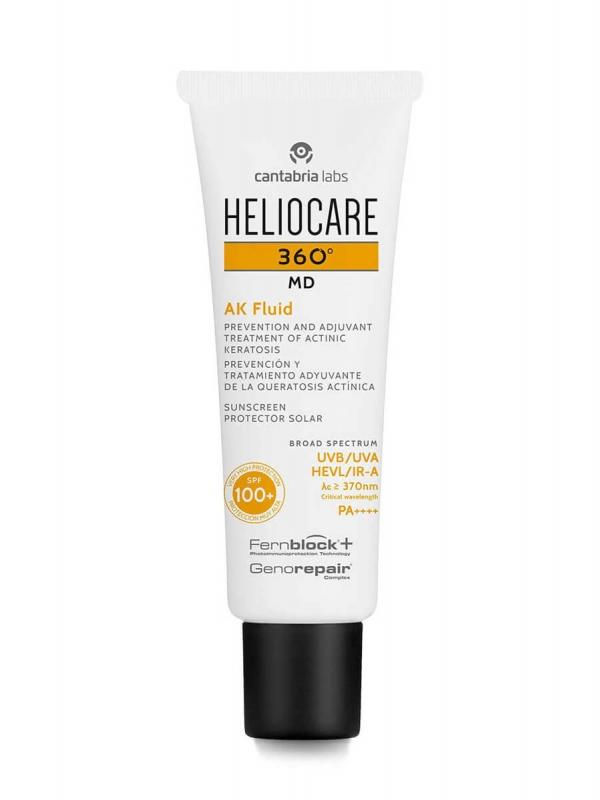 Heliocare 360º md ak fluid spf 100+ 50 ml