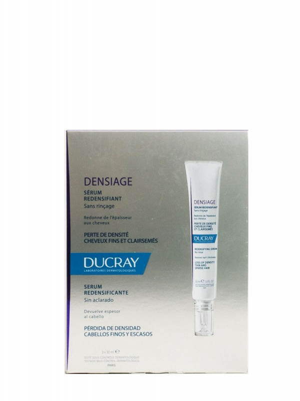 Ducray densiage serum 3x30ml