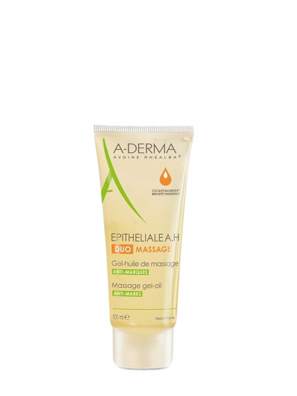 A-derma epitheliale ah duo massage gel-aceite 100ml