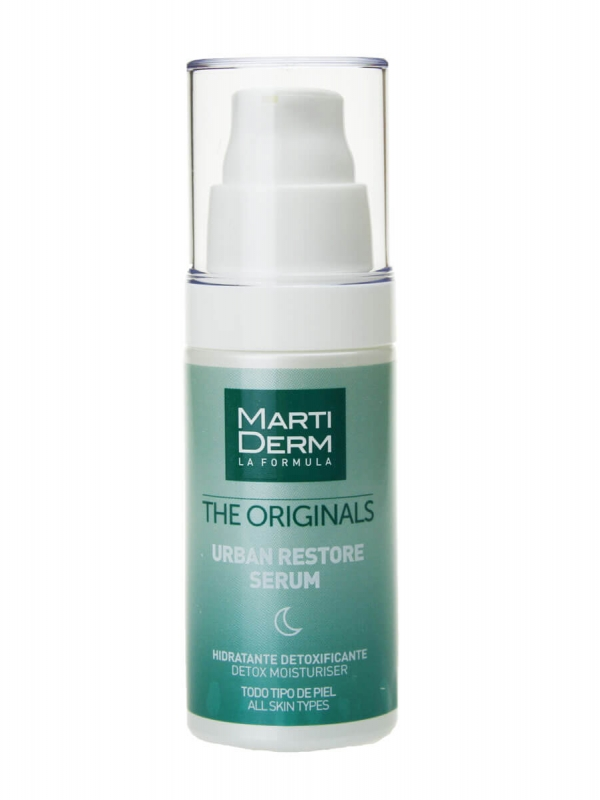 Martiderm urban restore serum  30 ml