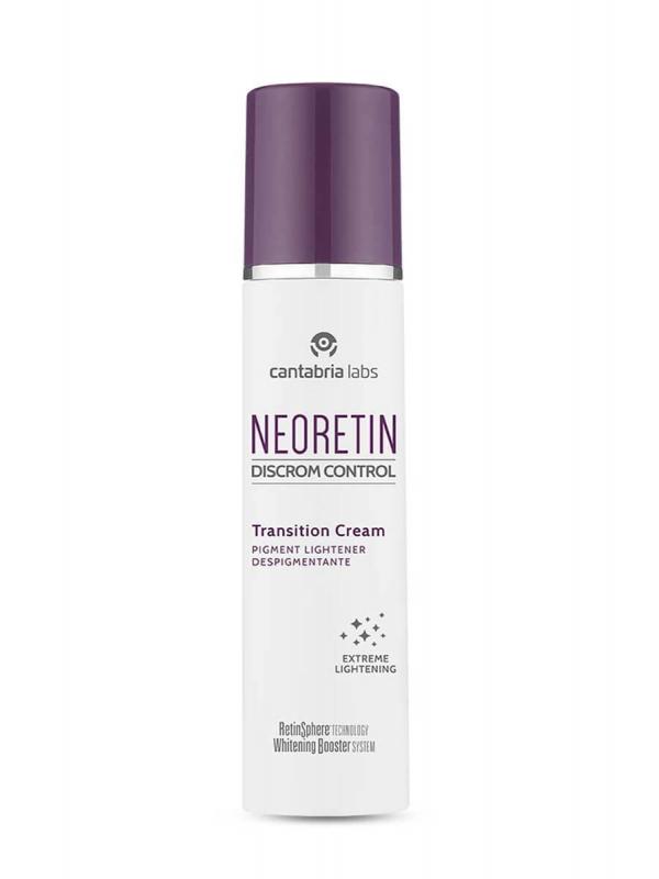 Neoretin discrom control transition crema 50 ml