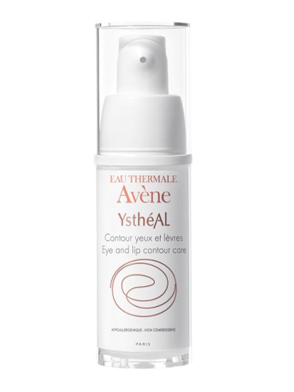 Ystheal contorno de ojos y labios anti-edad avène 15 ml