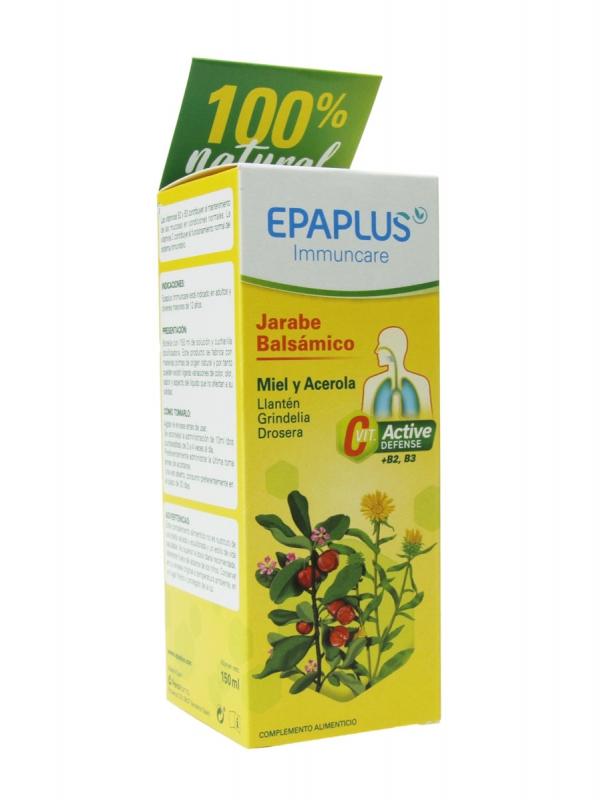Epaplus immuncare jarabe balsámico 150ml