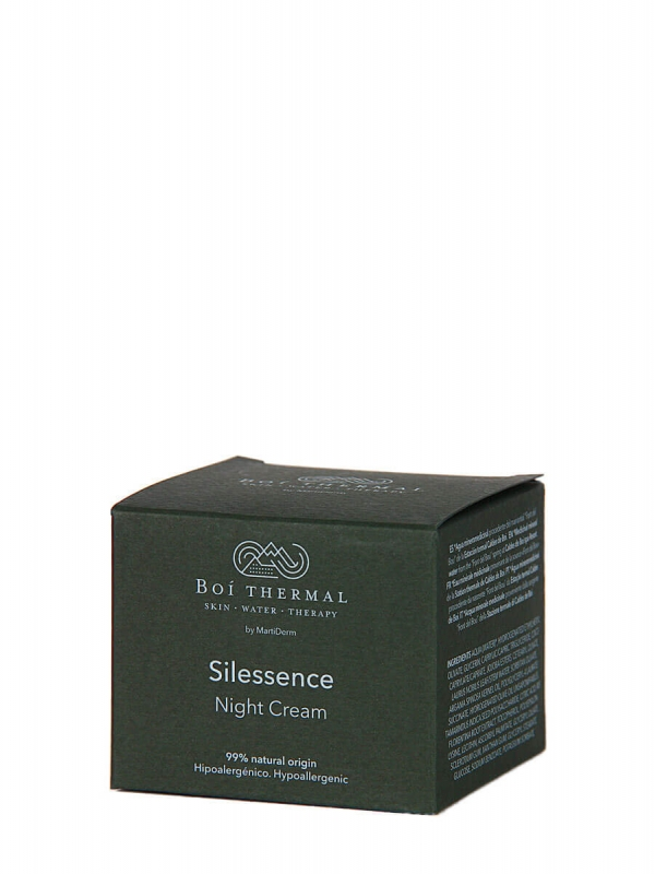Boí thermal silessence night cream 50 ml