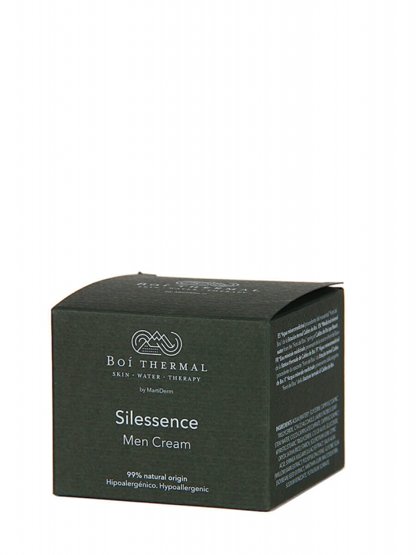 Boí thermal silessence men cream 50 ml