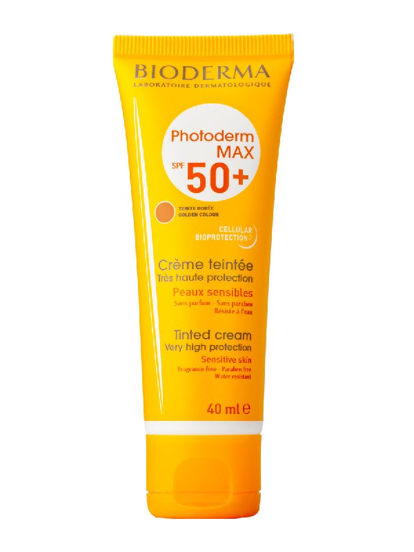 Bioderma photoderm max crema color spf 50+  40 m