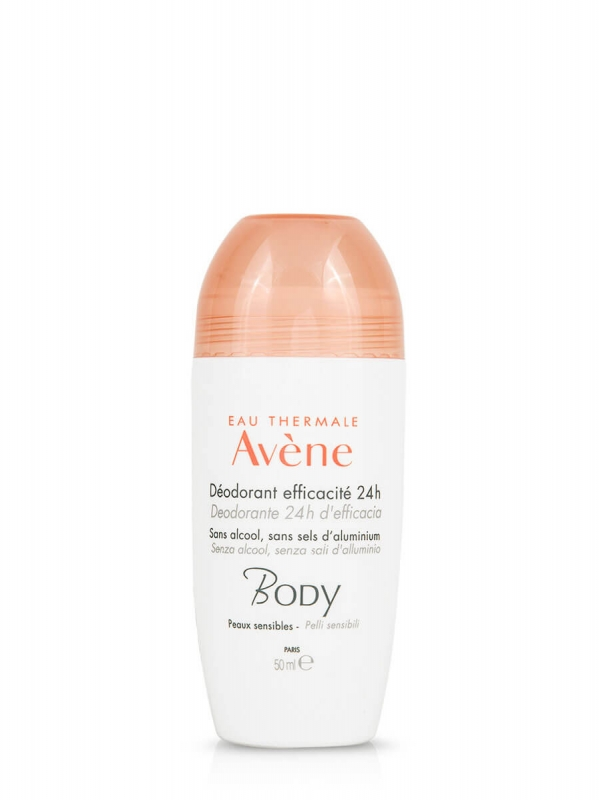 Avene desodorante sin alcohol 50 ml