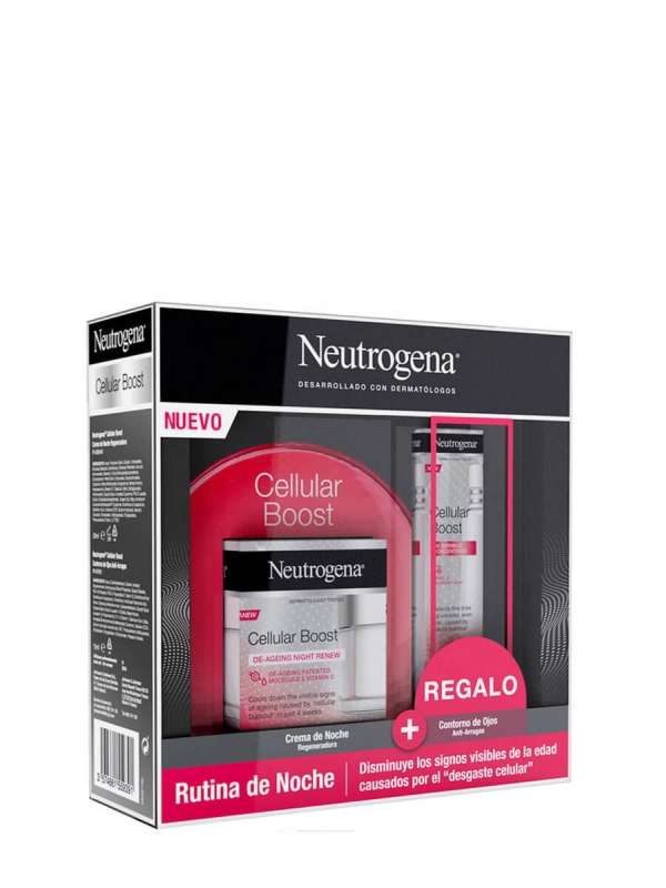 Neutrogena cellular boost crema noche 50 ml