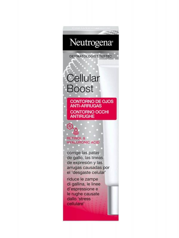 Neutrogena cellular boost contorno ojos 15 ml