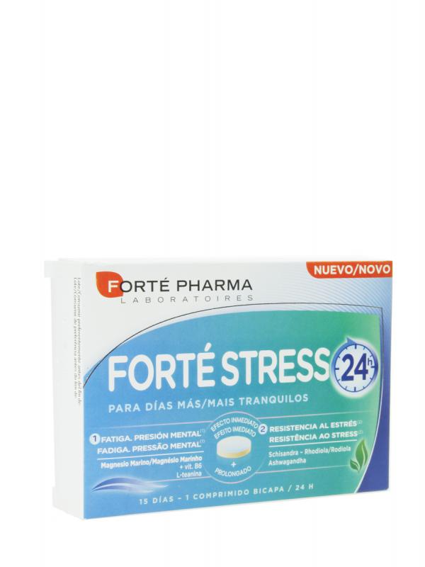 Forte pharma forté stress 15 comprimidos