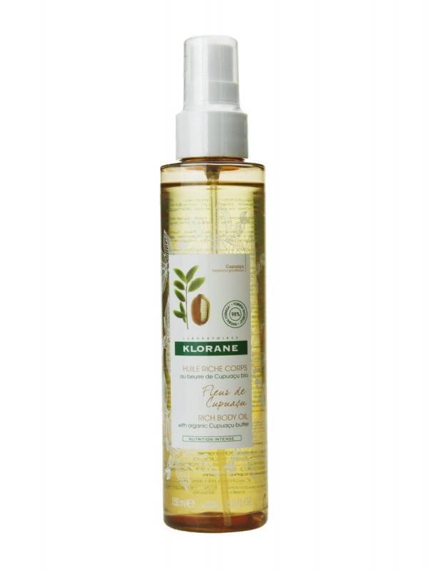 Klorane aceite rico corporal flor de cupuaçu 150ml