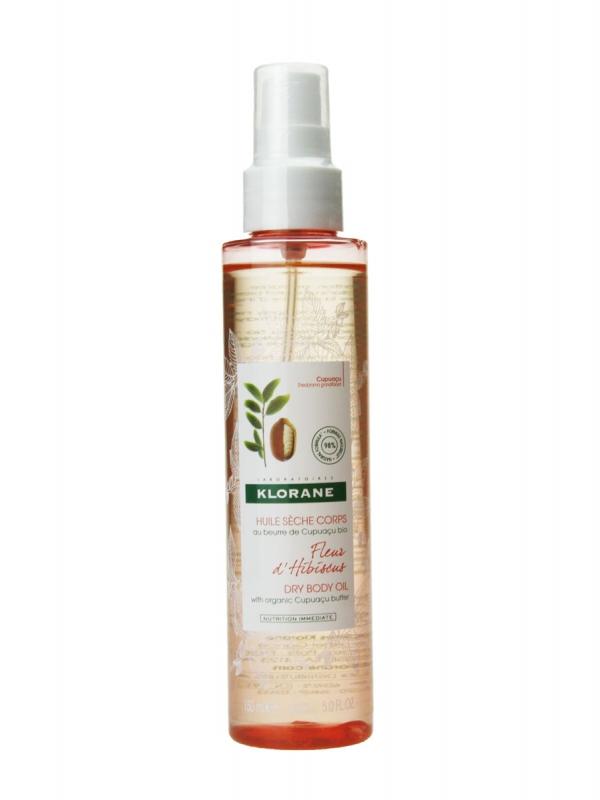 Klorane aceite seco corporal flor de hibiscus 150ml