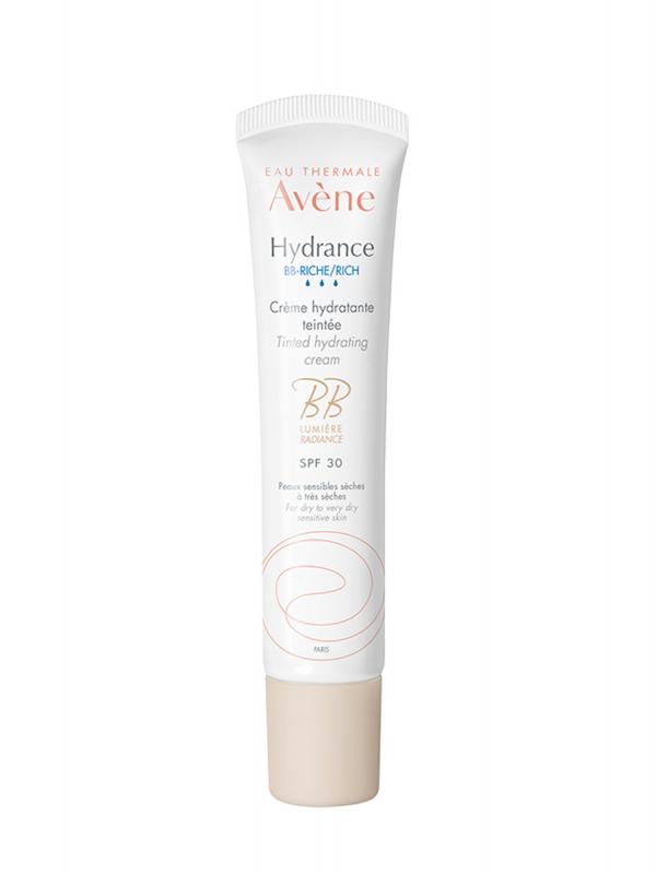 Avene hydrance bb crema hidratante rica con color spf 30 40 ml