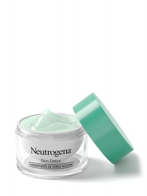 Neutrogena skin detox hidratante doble acción 50 ml