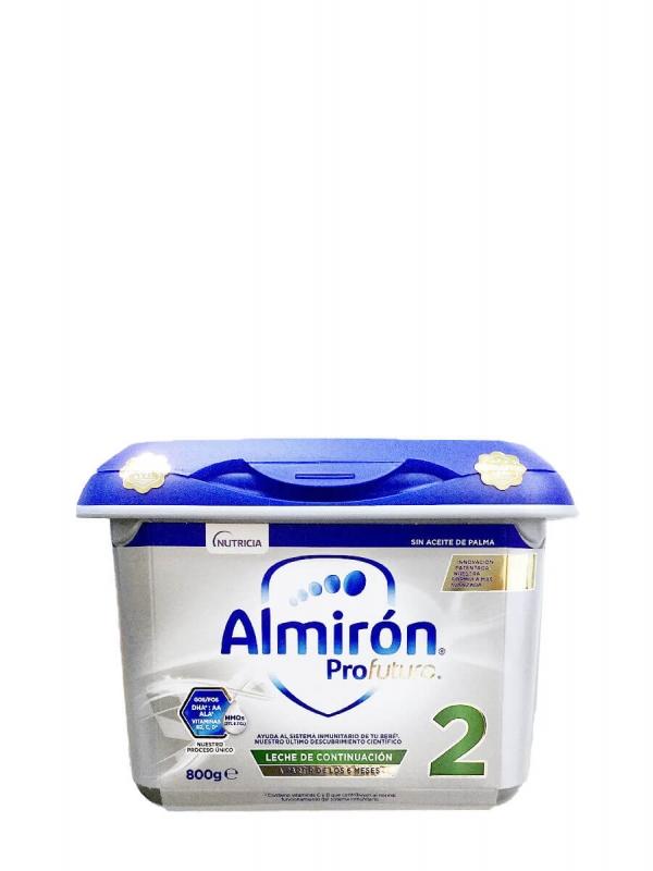 Almirón profutura 2 leche de continuación 800 gr nueva