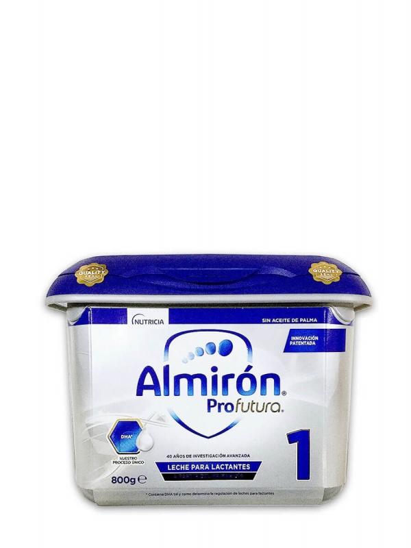 Almiron profutura 1 leche para lactantes 800 gr