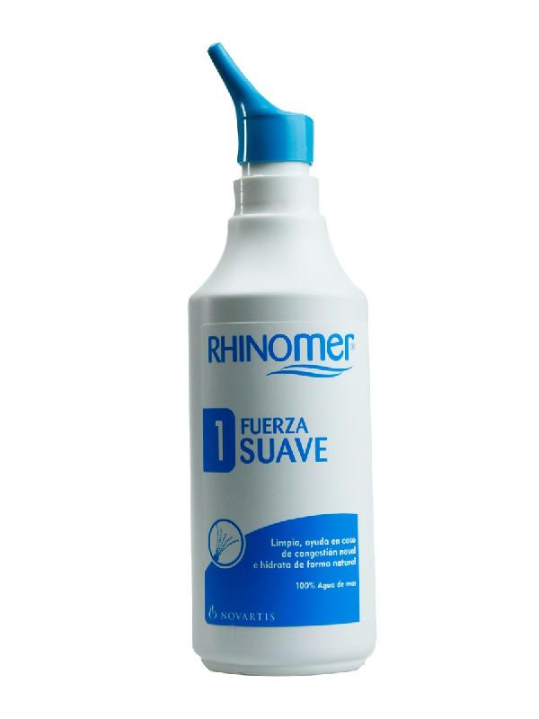 Rhinomer fuerza 1 limpieza nasal nebulizador 135 ml