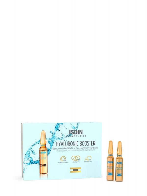 Isdin isdinceutics hyaluronic booster 10 ampollas