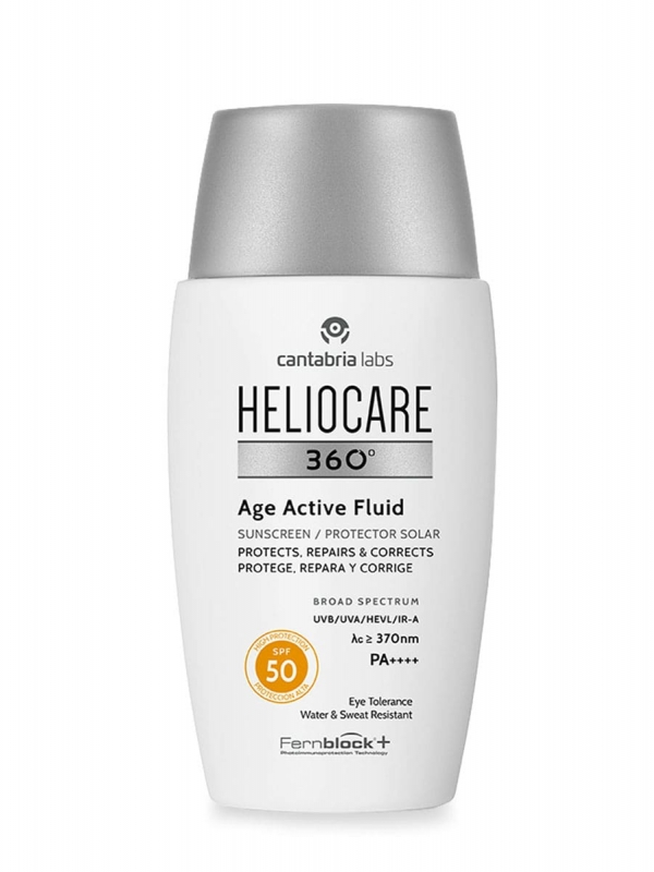 Heliocare 360 age active fluid spf 50 50ml