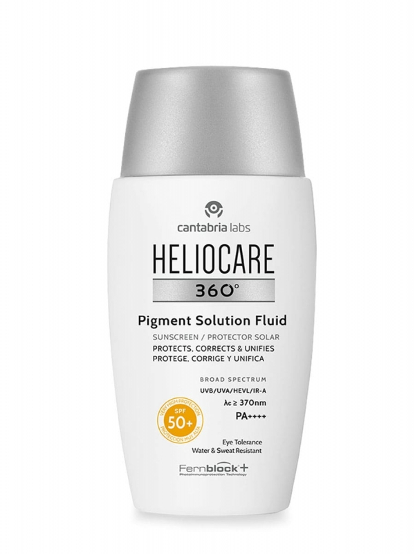 Heliocare 360 pigment solution fluid spf 50+ 50ml