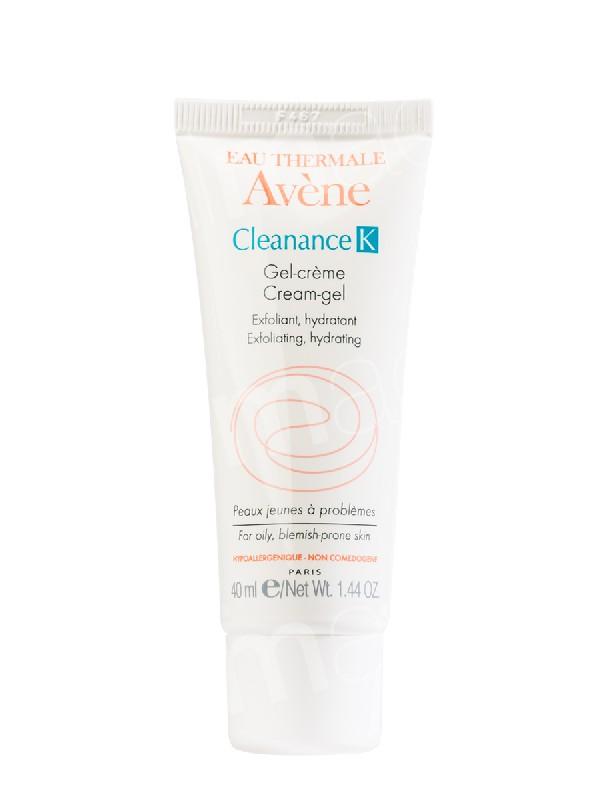 Avene cleanance k gel-crema  40 ml. nueva fórmula