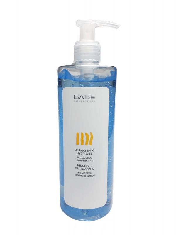 Babe hidrogel hidroalcohólico 390 ml