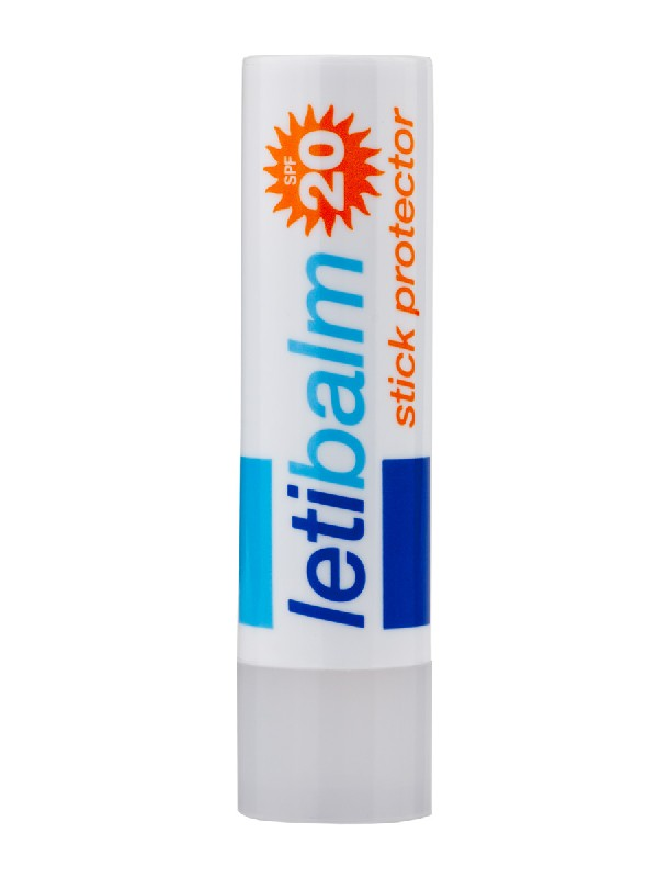 Letibalm sol-frio stick labial spf 20 25gr