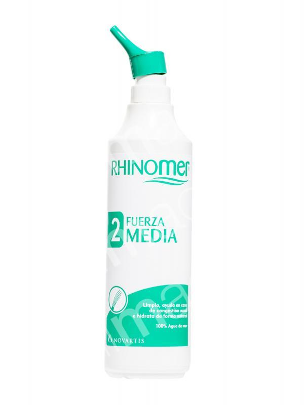 Rhinomer 2 fuerza media 180ml