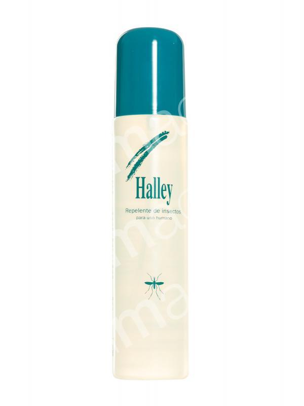 Halley repelente de insectos