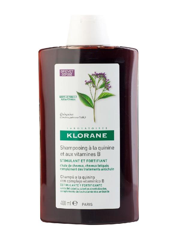 Klorane champu fortificante quinina  200 ml