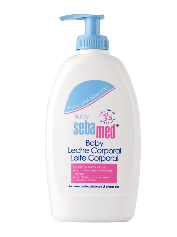 Sebamed baby leche corporal 400 ml