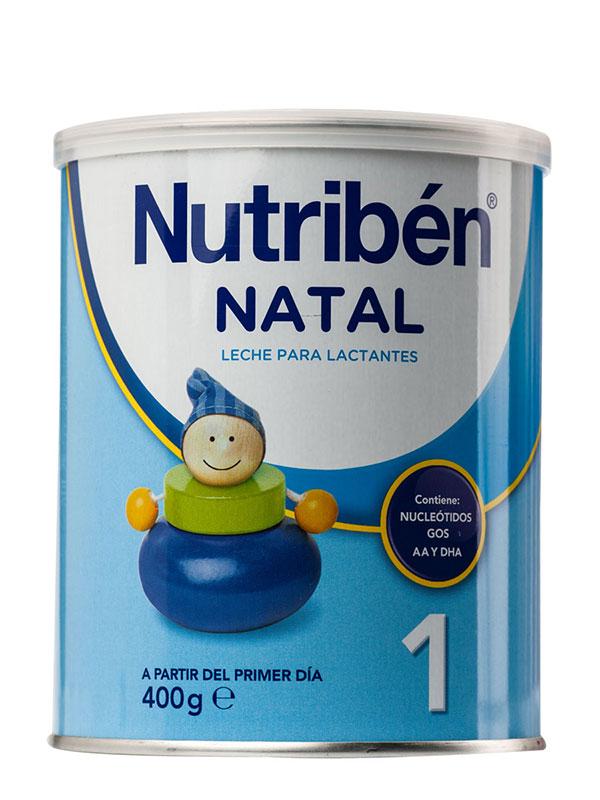 Nutribén natal 1 leche de inicio 400 gr