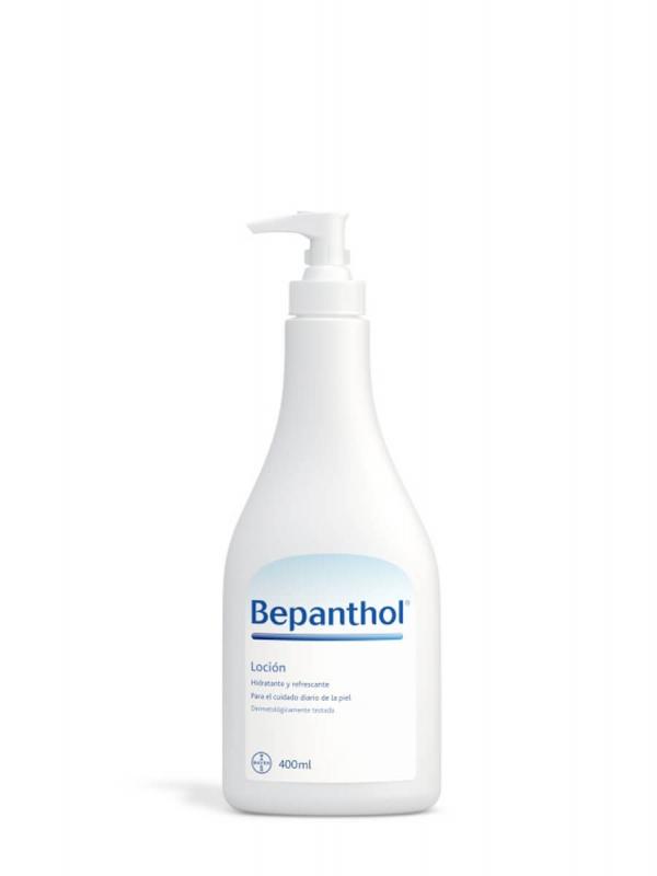 Bepanthol loción corporal 400 ml