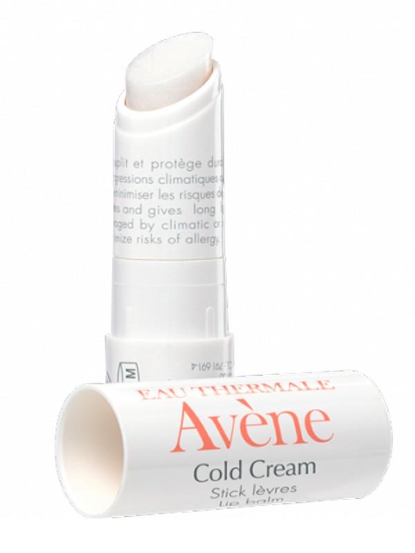 Stick labial al cold cream avène. 4,5 g